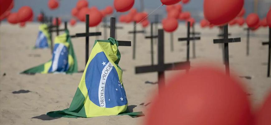 Koronavirüs: Brezilya'da ölü sayısı 500 bini aştı