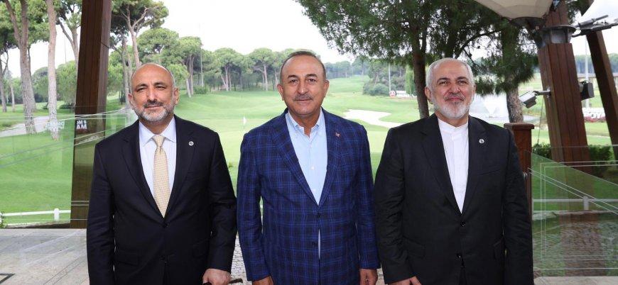 Türkiye-İran-Afganistan arasında üçlü toplantı