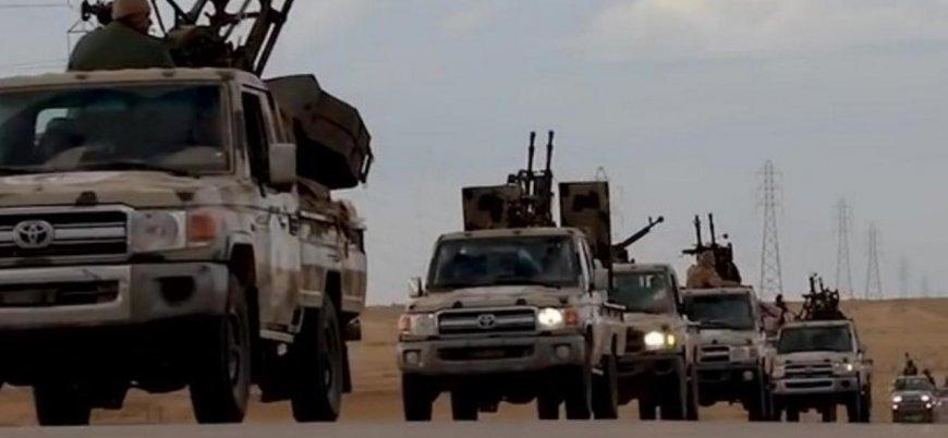 Libya: Hafter güçleri Cezayir sınırında bir bölgeyi ele geçirdi