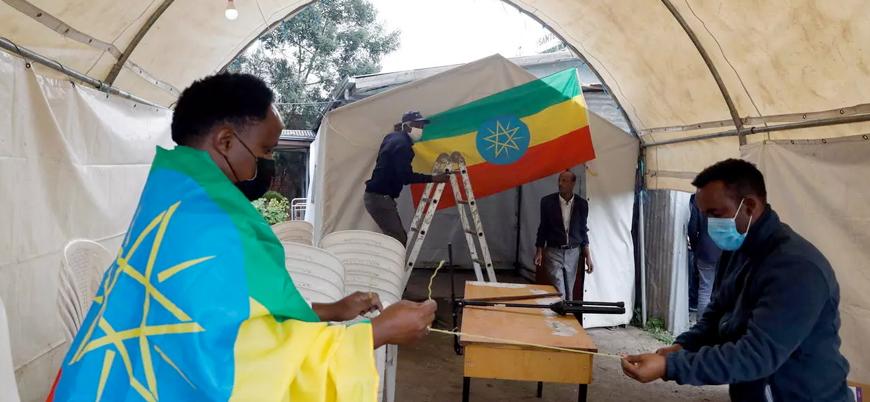 Etiyopya sandık başında