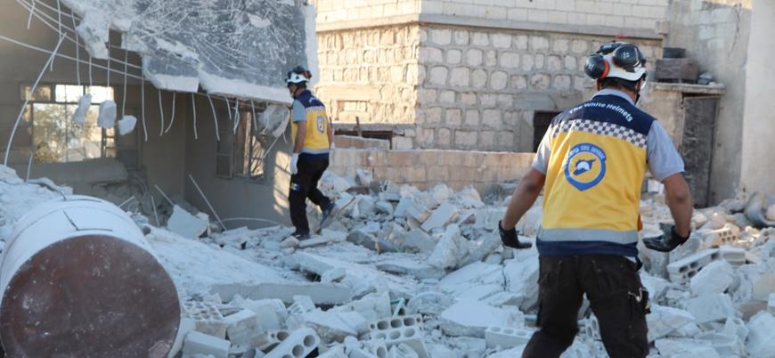 Rusya ve İran destekli Esed rejimi İdlib'de sivilleri vurdu: 7 ölü 10 yaralı
