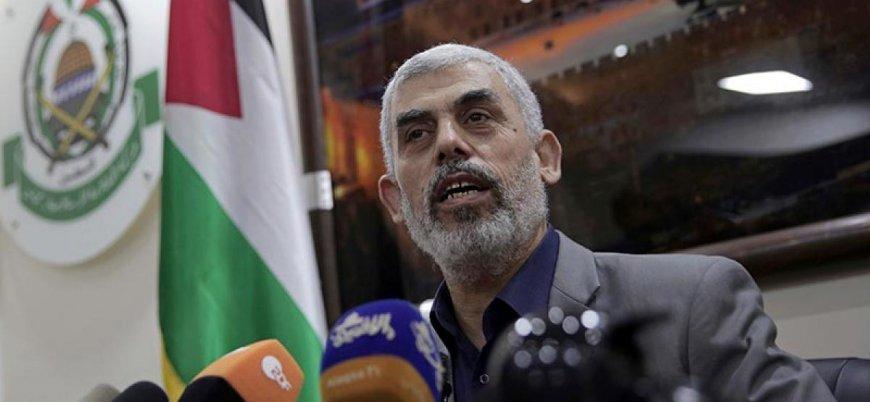 Hamas'ın Gazze sorumlusu Sinvar: BM ile görüşme kötü geçti