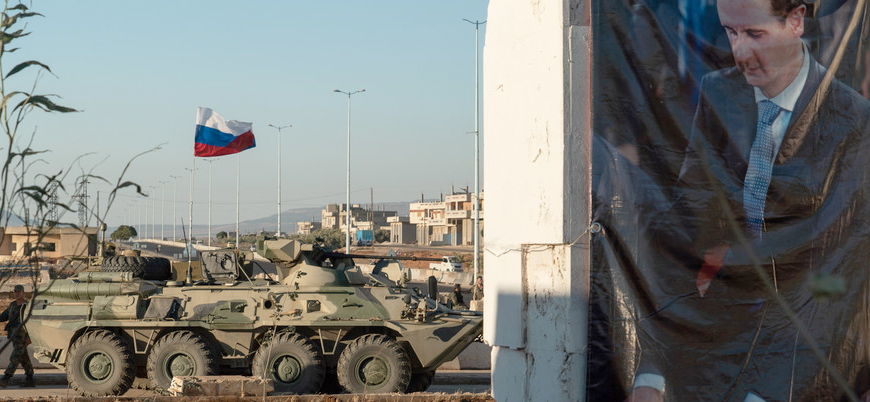 Rusya İdlib'e yönelik yeni bir askeri hamle mi planlıyor?
