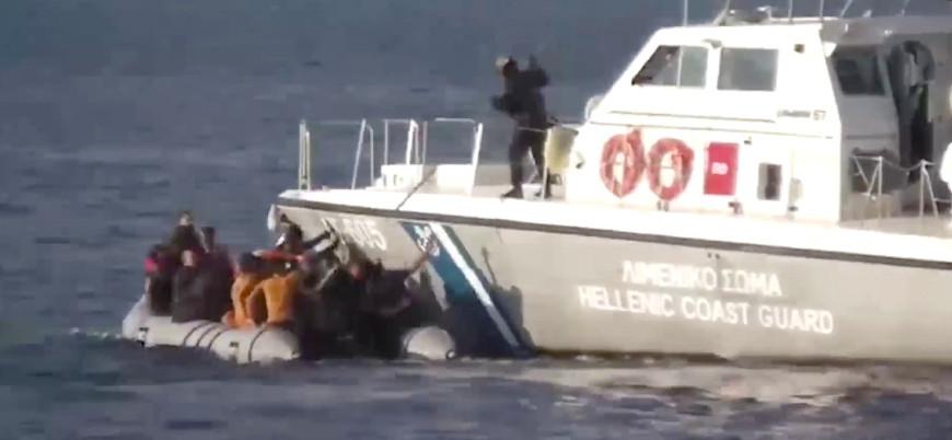 Af Örgütü'nden Yunanistan'a suçlamalar: Şiddet, yalan ve geri itmeler
