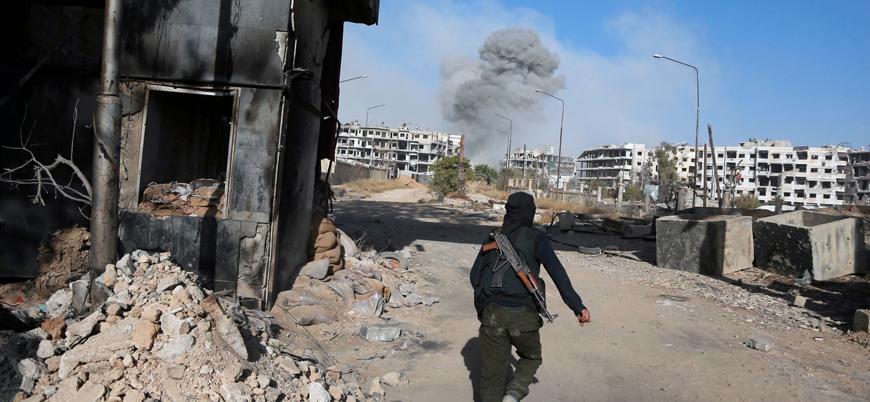 Esed rejimi Suriye'nin güneyinde yeni bir halk isyanından endişeli