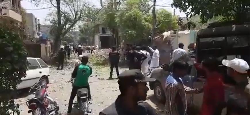 Pakistan'da patlama: 2 ölü