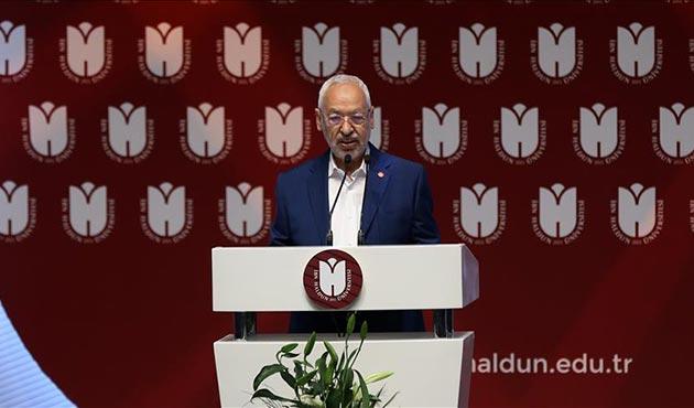 Gannuşi: Türkler Müslümanlara yeniden liderlik edecek mi?