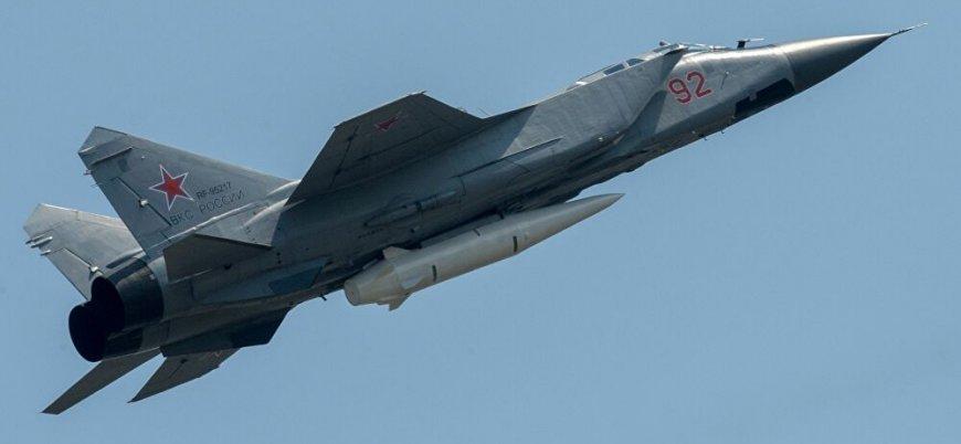 Rusya Suriye'ye hipersonik füze taşıyan savaş uçakları konuşlandırdı