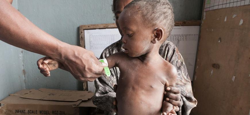 Madagaskar'da kuraklık 400 bin kişiyi açlıktan ölüme sürüklüyor