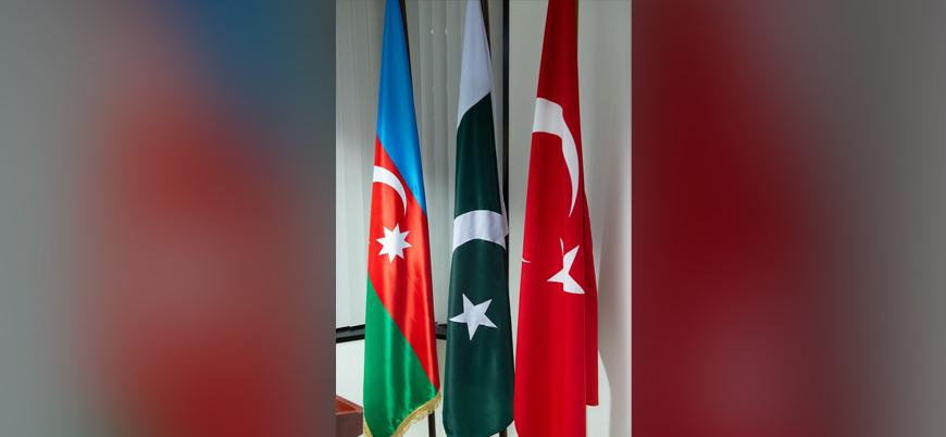 Türkiye, Azerbaycan ve Pakistan'dan ortak tatbikat