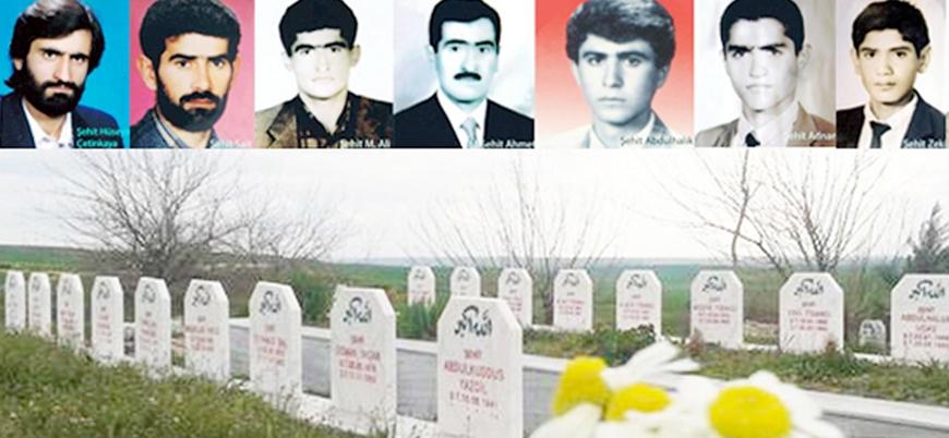 PKK'nın Müslüman halka yönelik Susa Katliamı'nın 29'uncu yılı