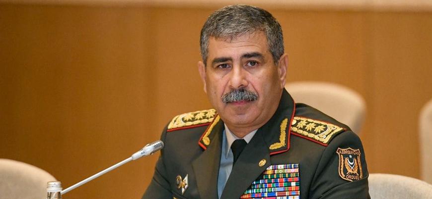 Azerbaycan Savunma Bakanı: Başarımızda Türkiye'nin rolü büyük