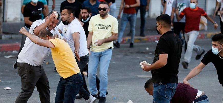 Filistin'de Abbas rejimi halka karşı şiddetin dozunu artırıyor