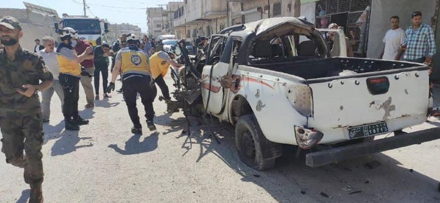 El Bab'da bombalı saldırı