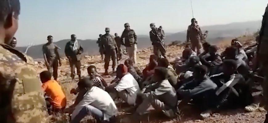Etiyopya ordusunun Tigray'daki katliamı videoyla belgelendi