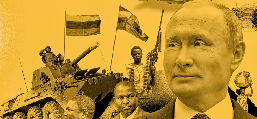 Rusya'nın Afrika macerasında yeni durak Çad mı?