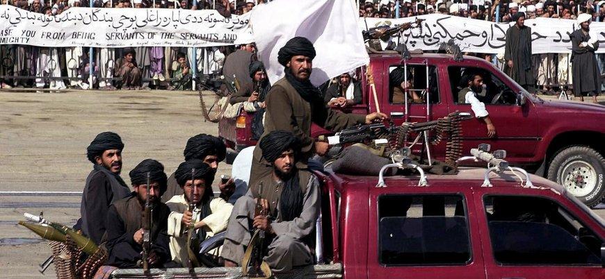 Afganistan'da 90'lar ve Taliban'ın iktidar yürüyüşü