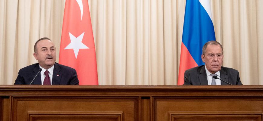 Türkiye ile Rusya arasında önemli görüşme: Gündem dış politika