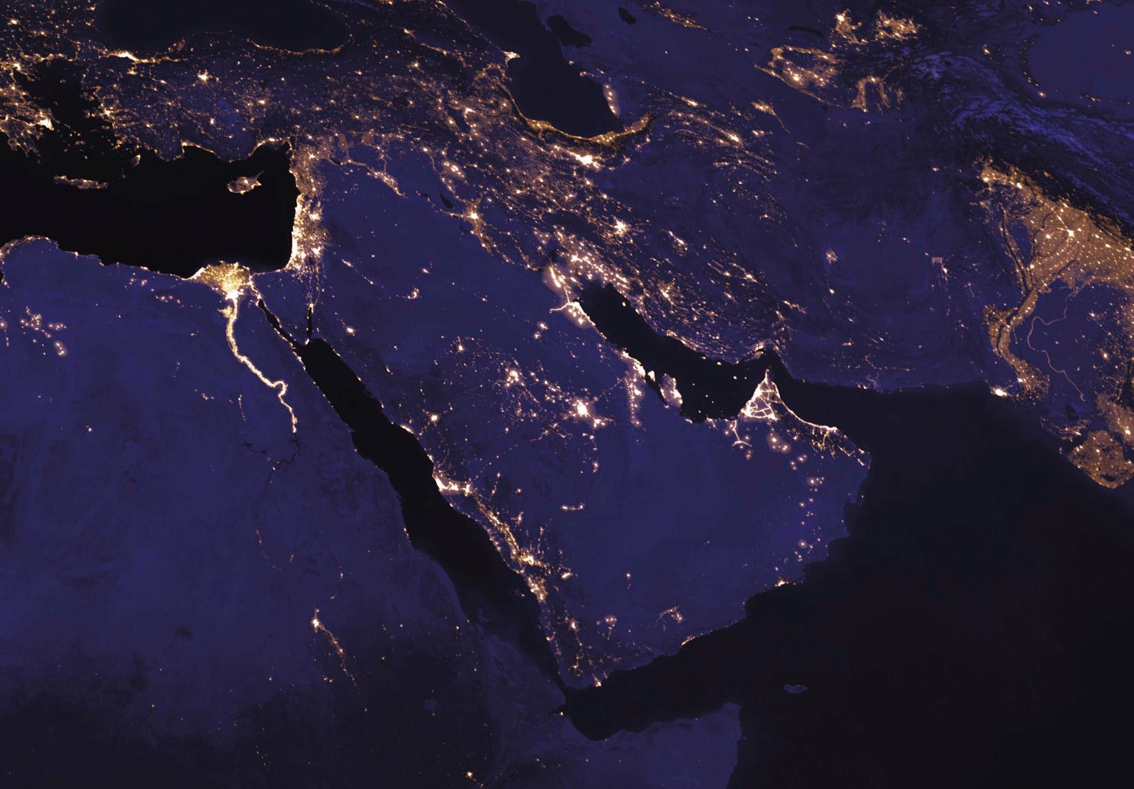 2003'te yazılan bir makale: Ortadoğu'da 22 ülkenin sınırları değişecek