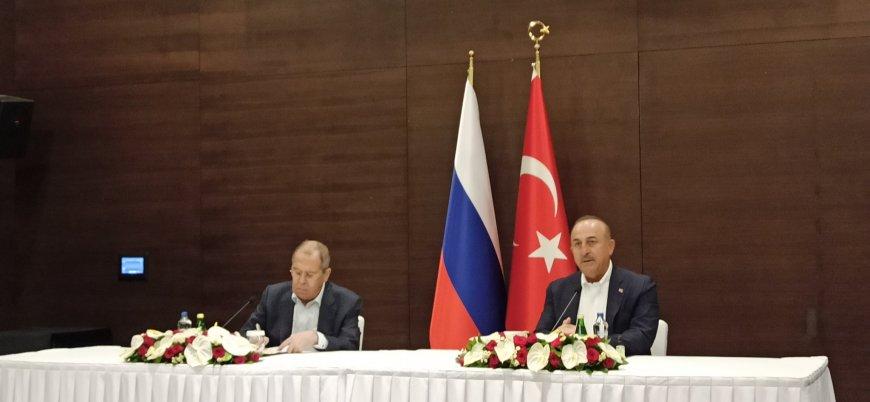 Çavuşoğlu-Lavrov görüşmesi: İdlib askerden arındırılıyor mu?