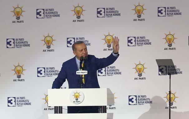 AK Parti'de ikinci Erdoğan dönemi başladı