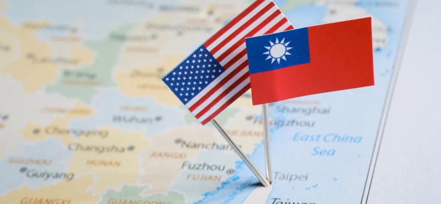 ABD ve Tayvan'dan Çin'e karşı yeni anlaşma