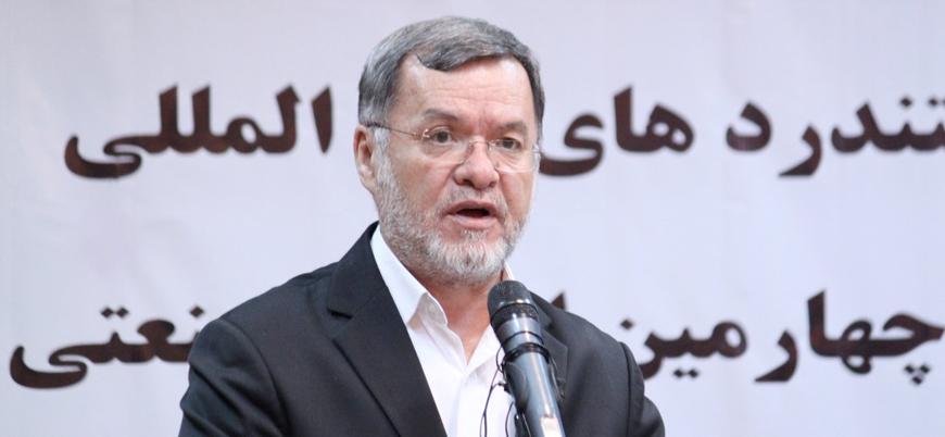 ABD destekli Kabil hükümetinin İran bağlantılı yöneticisi: Taliban'ın savaşı haram