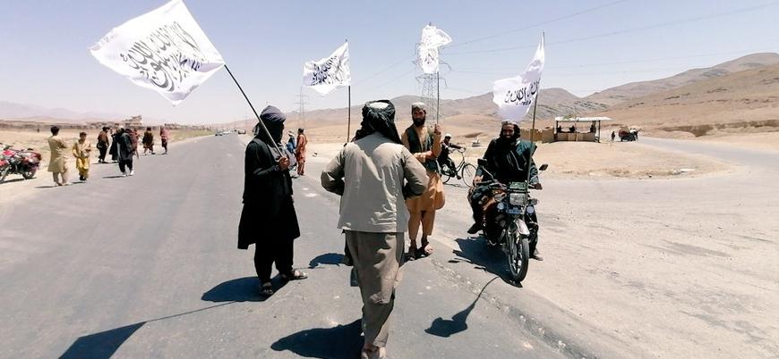 ABD'den Taliban'a: İlerleyişi durdurun
