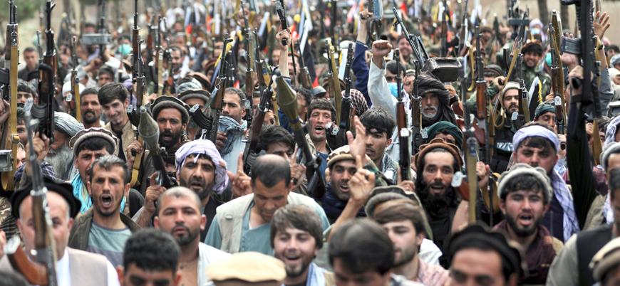 Afganistan'da savaş ağalarından Taliban karşıtı koalisyon