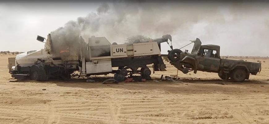 El Kaide'den Mali'de Alman ve Fransız güçlerine saldırı