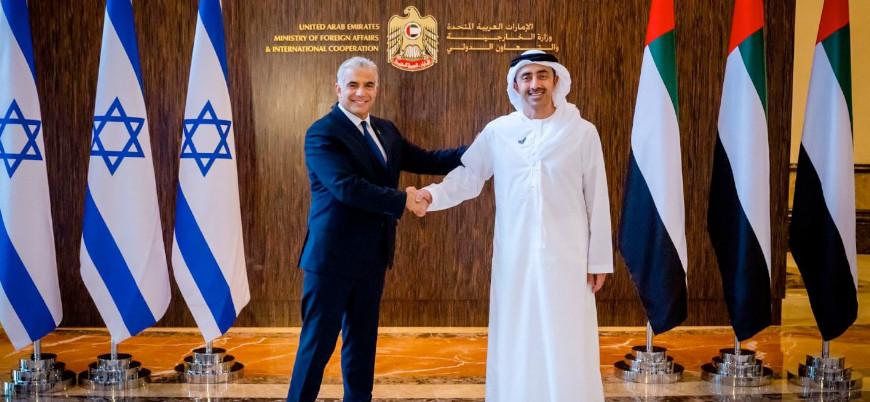 Birleşik Arap Emirlikleri ile İsrail artık resmen müttefik