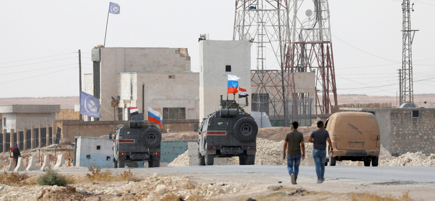 Suriye'de yabancı güçlere ait 514 askeri merkez var