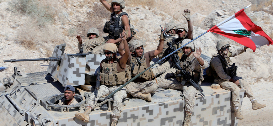 Lübnan ordusu çöküşün eşiğinde