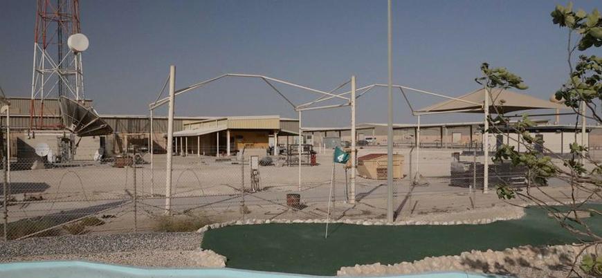 ABD Katar'daki bazı askeri üsleri Ürdün'e taşıyor