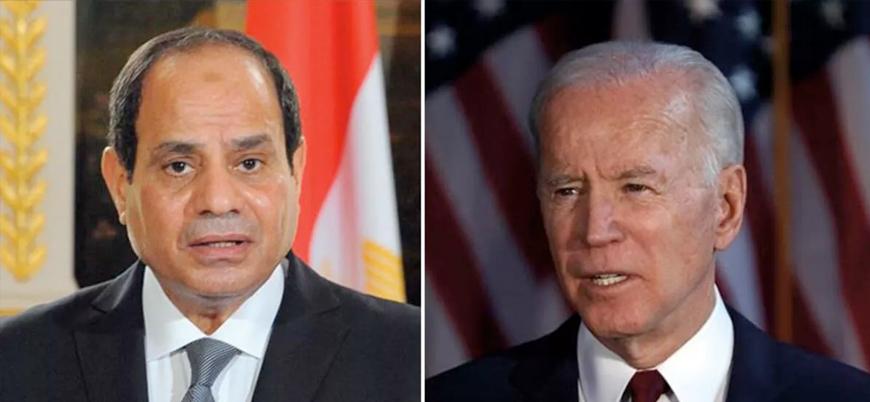 Biden ve Sisi: ABD-Mısır ilişkilerinde işler her zamanki gibi mi?