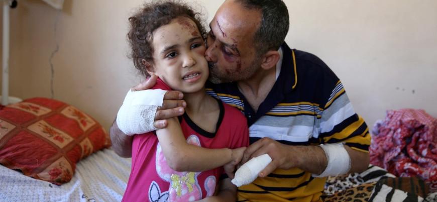 Rapor: Gazzeli çocukların yüzde 91'i travma yaşıyor