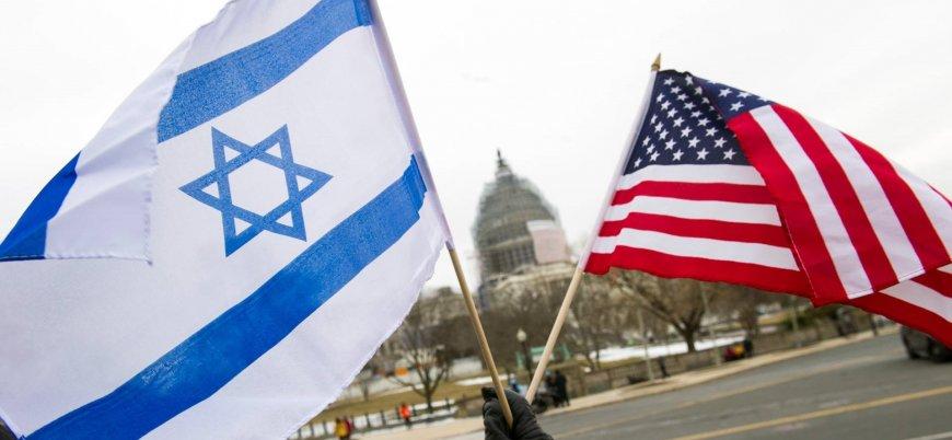"""İsrail'e yaptırım talep eden teröristtir"""