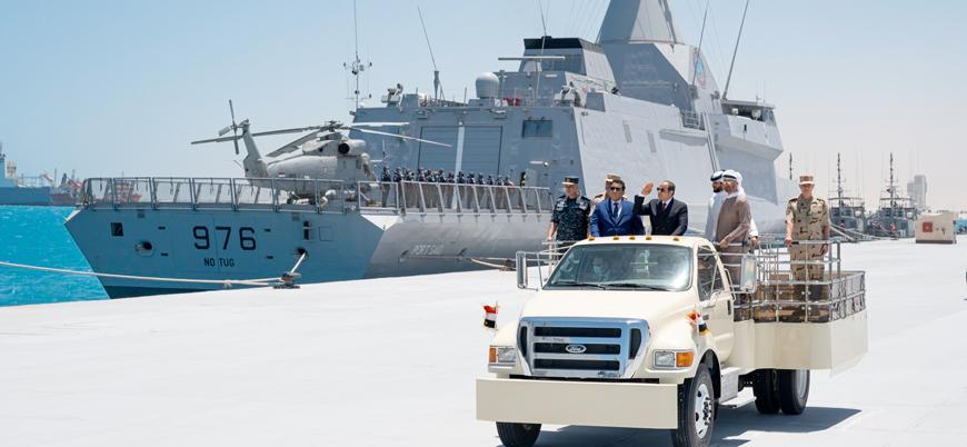 Mısır Akdeniz'de kurduğu donanma üssüne darbe tarihinin ismini verdi