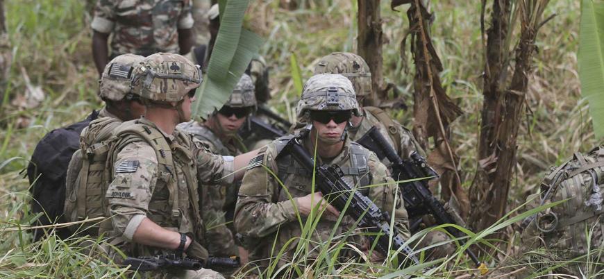 ABD, 'IŞİD'le mücadele' için Kongo'ya asker gönderiyor