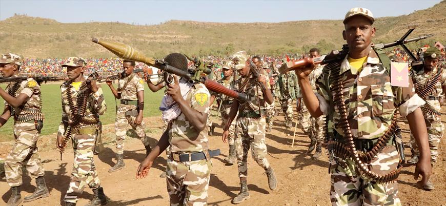 Tigray'dan Etiyopya ile ateşkese 'şartlı kabul'