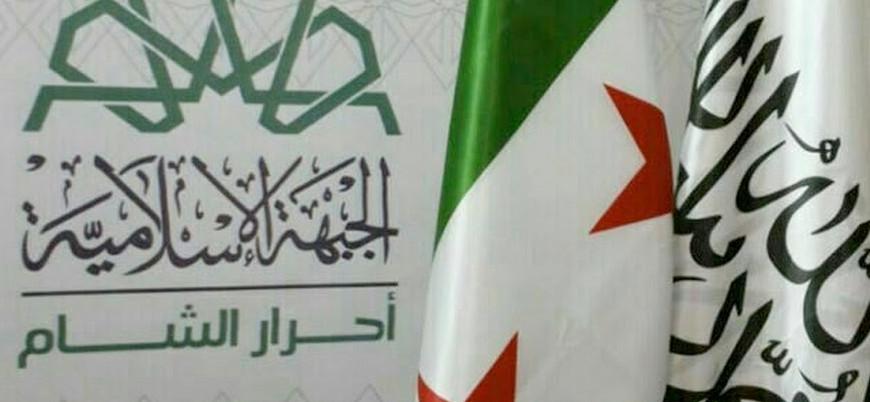 Suriye: Ahrar el Şam'ın lider kadrosu değişti