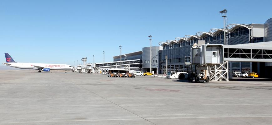Irak'ta ABD askerlerinin bulunduğu havaalanına saldırı