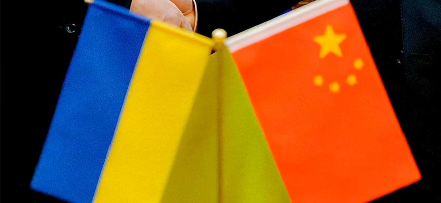 Uygurlara desteği kesen Ukrayna Çin ile anlaşma imzaladı