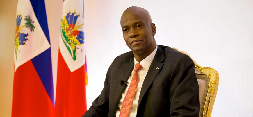 Haiti Devlet Başkanı Jovenel Moïse suikast sonucu yaşamını yitirdi