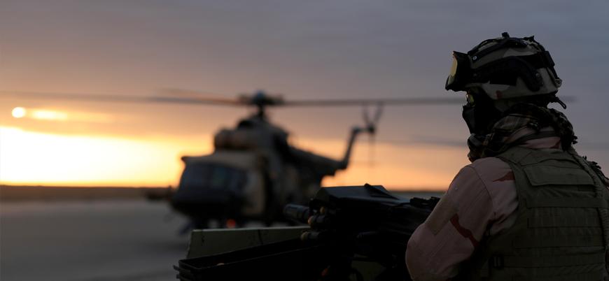 Irak'ta ABD'ye ait Ayn el Esed üssüne roket saldırısı