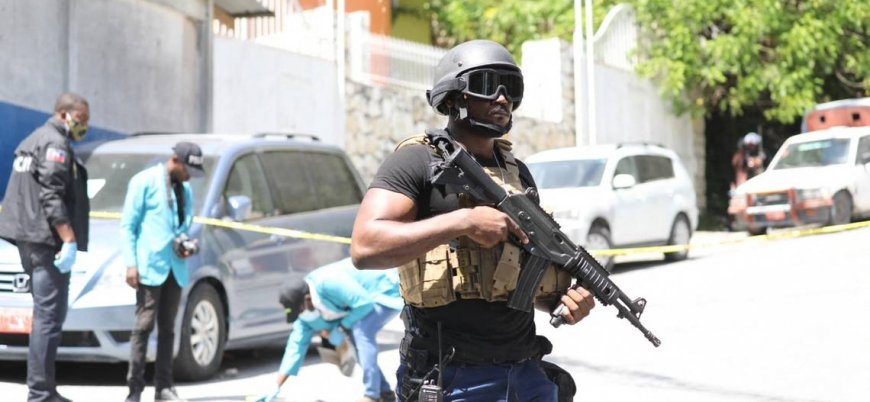 Devlet başkanının öldürüldüğü Haiti'de gerilim artıyor