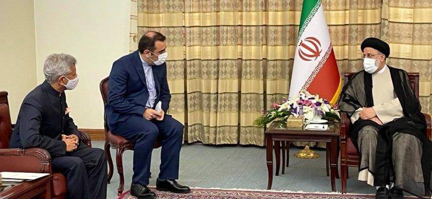 Hindistan'dan İran'ın yeni Cumhurbaşkanı Reisi'ye ziyaret