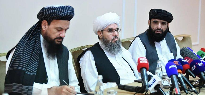 Taliban: Afganistan'ın yüzde 85'ini kontrol ediyoruz