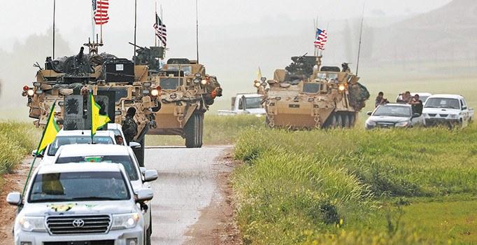 PYD Kuzey Suriye'de 'İsrail stratejisi'ni uyguluyor