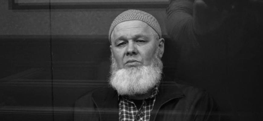 Rusya'da inme geçiren Kırım Tatarı siyasi tutsak hastaneye kaldırılmıyor